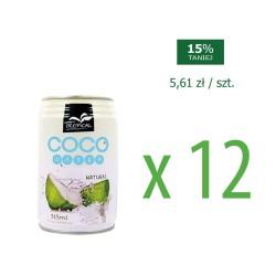 Woda kokosowa 0,31  12 szt.
