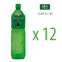 Napój aloe vera 1,5l  12 szt.