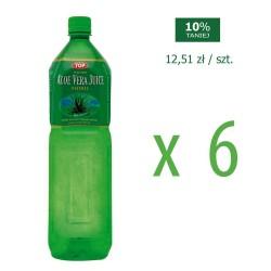 Napój aloe vera 1,5l  6 szt.